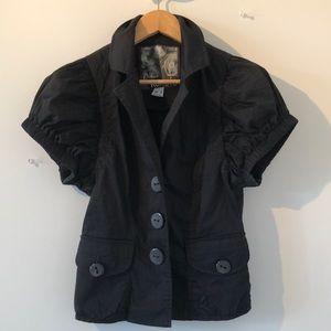 TREND2021 SzS Kenzie cotton blazer/top